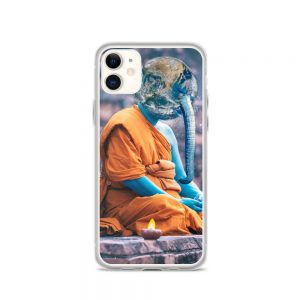 Wisdom iPhone Case